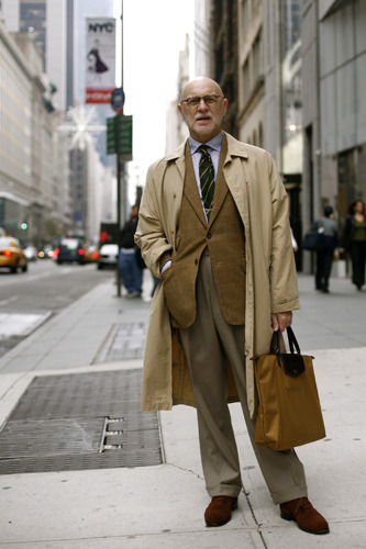 Icon. (source: The Sartorialist)