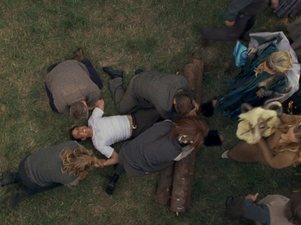 Expression: Helpless Cage! Film: The Wicker Man