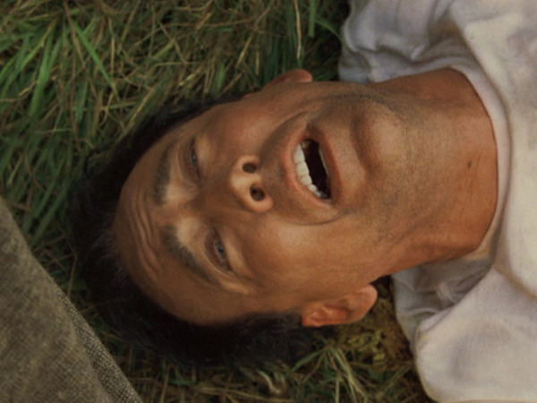 Expression: The opposite of sweet release. Film: The Wicker Man