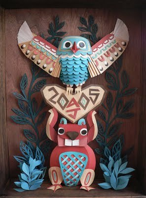 (via Megan Brain: NORTHWEST AMERICAN INDIAN TOTEM PROJECT)