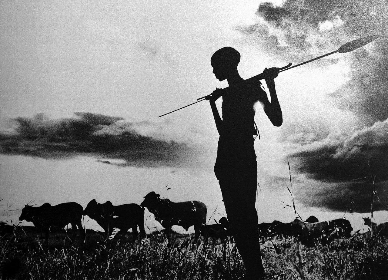 Mirella Ricciardi - Vanishing Africa series, 1967