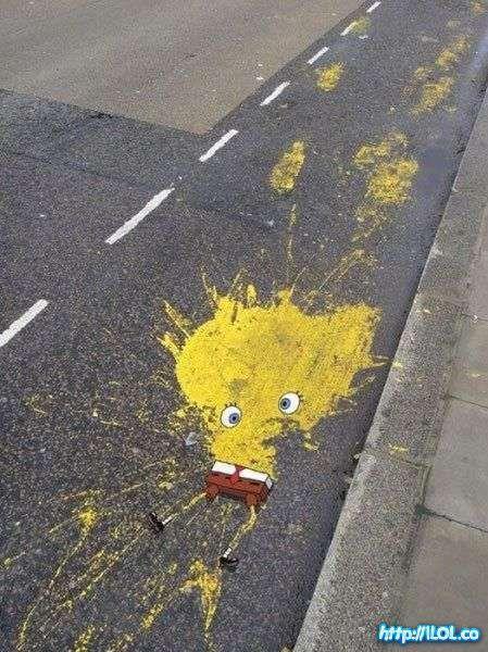 iLOL - Spongebob's Accident