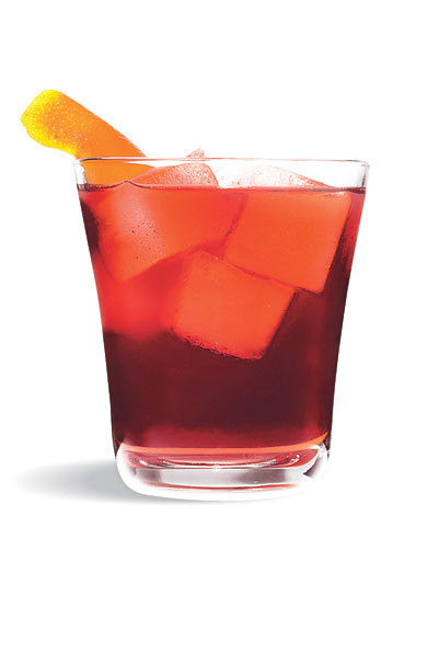 You're working hard this week; you deserve a cocktail. This aperitivi is inspired by Mark Schatzker's trip to Milan. Here's how to make your own: Negroni  1.5 oz. gin  1.5 oz. sweet vermouth  1.5 oz. Campari Pour the ingredients into an old-fashioned glass over ice; garnish with an orange peel.  Swap the gin for bourbon and this drink becomes my best friend. A summertime favorite.