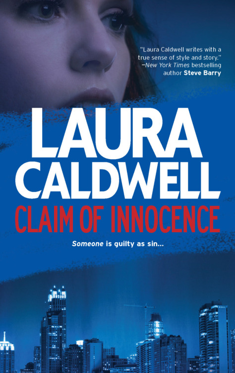 Influenced by Real Life by Laura Caldwell   In Claim of Innocence, Izzy McNeil and her best friend, Maggie, defend a woman charged with poisoning her own best friend.  I admit I'm sort of marrying my real life with my fictional life in this book.   Izzy is a redheaded Chicagoan who worked as a civil lawyer most of her career but has fallen into the world of criminal defense. Although Izzy isn't me, that comes pretty close to my life. I used to be a civil lawyer, defending doctors who were sued. While I was writing The Rome Affair for MIRA, I called another attorney with a research question. From that conversation, I fell into a murder trial, having never done criminal work before. (That's the easiest way to put it. The longer version is documented in my non-fiction work, Long Way Home: The Story of a Young Man Lost in the System and the Two Women Who Found Him (editor's note: This is an awesome read!). My experience working on that murder trial with an amazing woman who is now a good friend, led me to start Life After Innocence at Loyola University Chicago School of Law with some of my law students. I never thought I'd be working with exonerees (people who were wrongfully convicted and later shown to be innocent, such as in DNA cases). They are amazing people with emotional tenacity the likes of which I've never seen. Because of that, there's an innocence theme that winds its ways in way more than one scenario in Claim of Innocence. And because there's nothing quite like the power of a best girlfriend, it was great fun to write the interactions between Maggie and Izzy during this mystery, especially because Maggie has her own mystery happening as well.