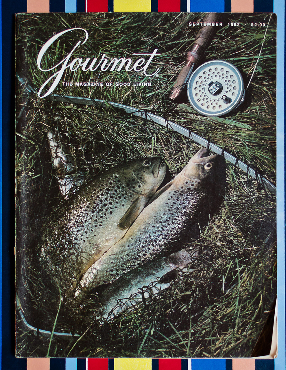 Gourmet: September 1982