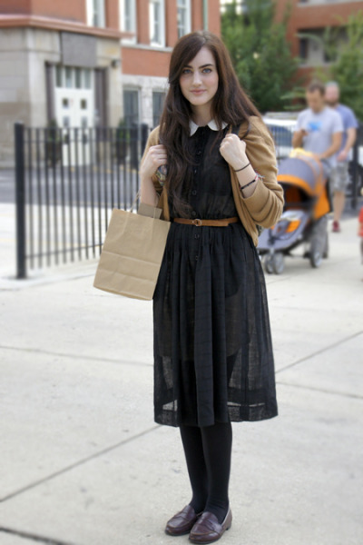 (via Street Style - Stylish Looks For Fall)