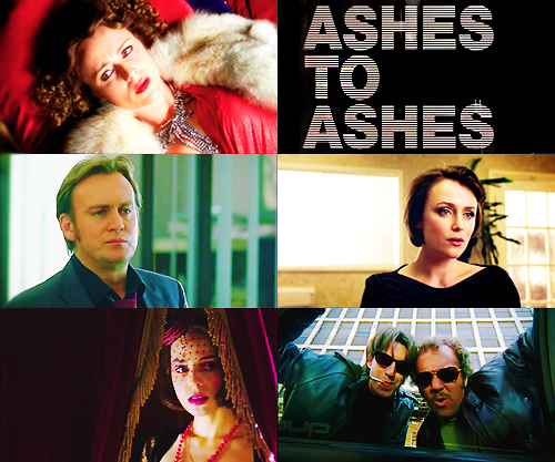 ★ 10 TV SHOWS EVERYONE SHOULD WATCH (current or cancelled)↳  Ashes to Ashes [2008 - 2010] watch here