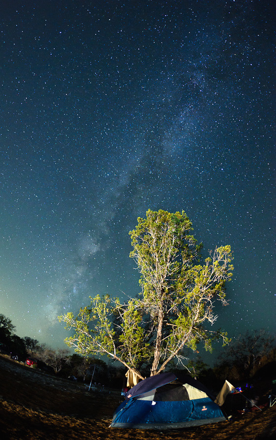 (HQ version on his site) [Dark Skies at Pedernales Falls | Dave Wilson Photography]