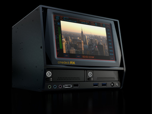 "Cinedeck RX takes home an ""IBC 2011 Pick Hit Award"" from Broadcast Engineering! Check it out here http""//www.cinedeck.com"
