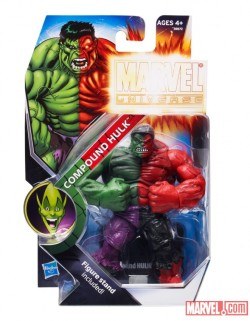 Compound Hulk Marvel Universe toy