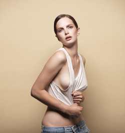 Marie-Ève by photographer Maxyme G. Delisle(also take a look to his blog)