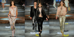 My favs from Milan so far. Just Cavalli S/S2011.