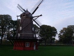 A mill in Denmark!