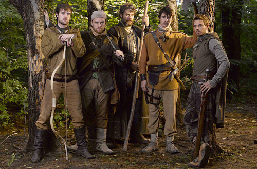 I just miss Robin Hood.