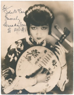 classiclegend:  Anna May Wong