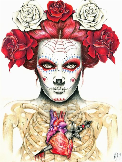 wickedhalo:  Heartsick by Kelly Durette