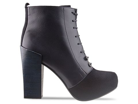 Won Hundred navy boot from Denmark…$349