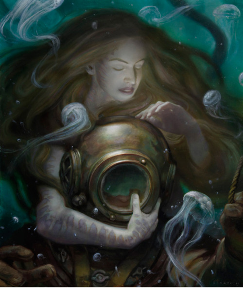 theartofanimation:  Donato Giancola