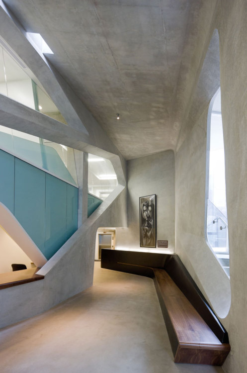 Inside the Los Angeles Museum of The Holocaust by Belzberg Architects
