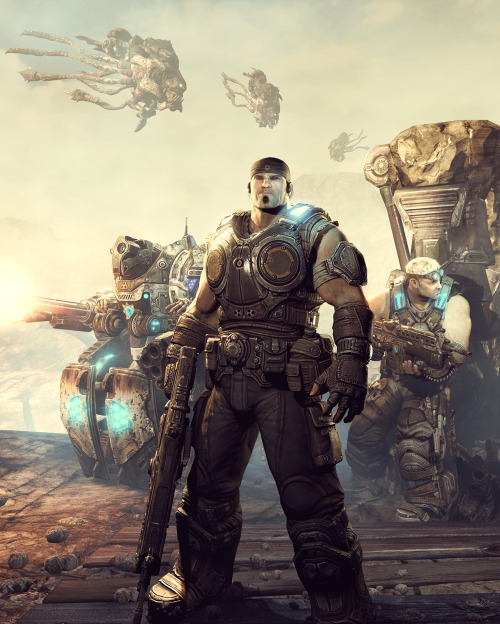 gamefreaksnz:  Gears 3 shifts over 3 million units in 5 days