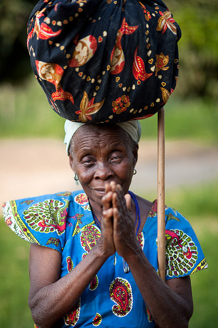 inspiracaonegra:  Lendu woman - DR CONGO - by C.Stramba-Badiali on Flickr. Via Flickr: Gety