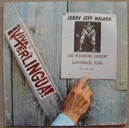 ewoklove:  Jerry Jeff Walker