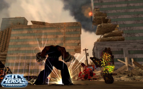 City of Heroes Freedom lets gamers fight in tights for free.  The  superhero MMO offers up plenty to do, a bountiful amount of  customization options, and several power sets to choose from to make the  ideal character.
