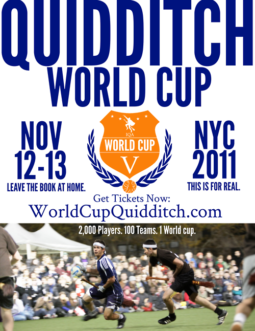 fuckyesquidditch:  Don't miss it.