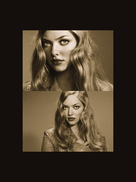 women who are attractive. » amanda seyfried.