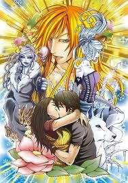 Wicked Lovely manga
