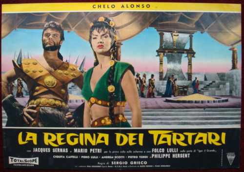 Queen of the Tartars (1960)