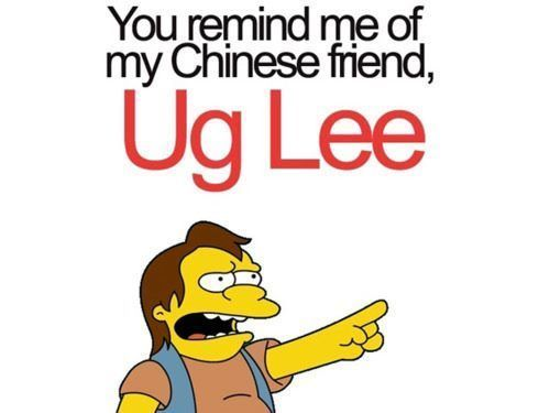 Yes, this is mean. Yes, this may be racist. Yes, I am Chinese. Yes, I'm still laughing at how funny this is.