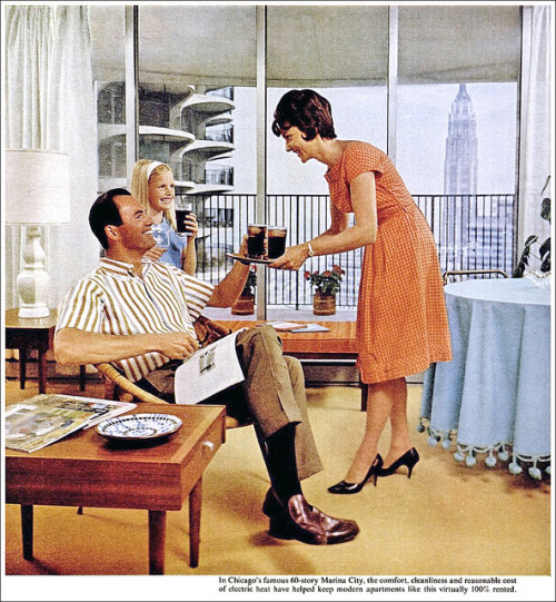 Marina City Heat, 1965