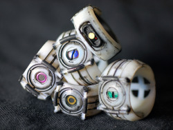 Space Core / GLaDOS Portal 2 Rings