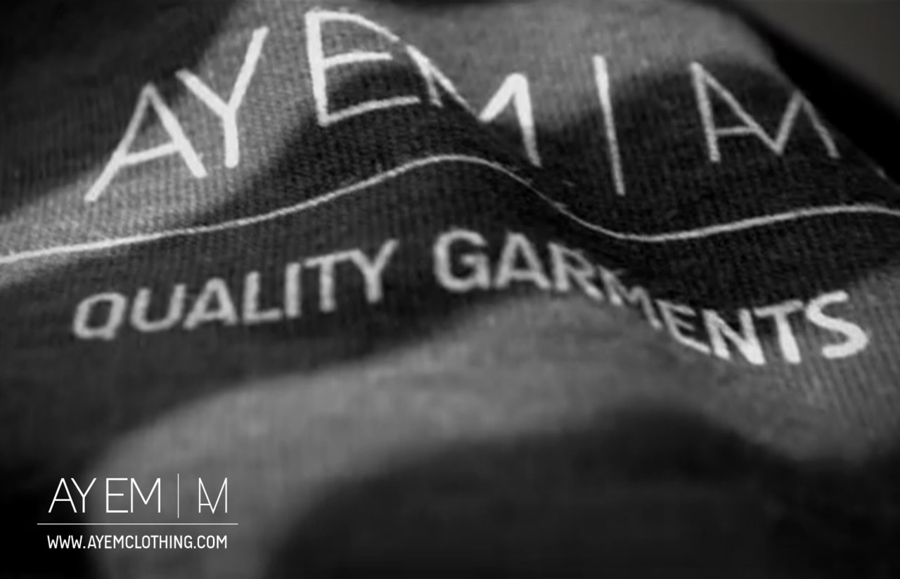 AYEM QUALITY GARMENTS - TAG PRINT
