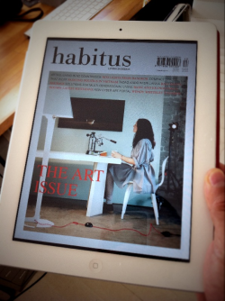 Ooh, the latest edition of 'habitus' is out!