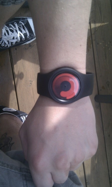 My wrist watch. Fucking love it.