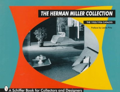 The Herman Miller Collection. The 1955/1956 Catalog.