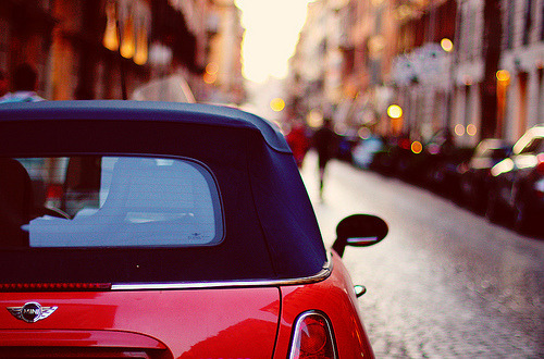 theswankyloafer:  theswankyloafer:   Nothing like a mini.