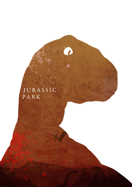 Jurassic Park by Tom Stephenson