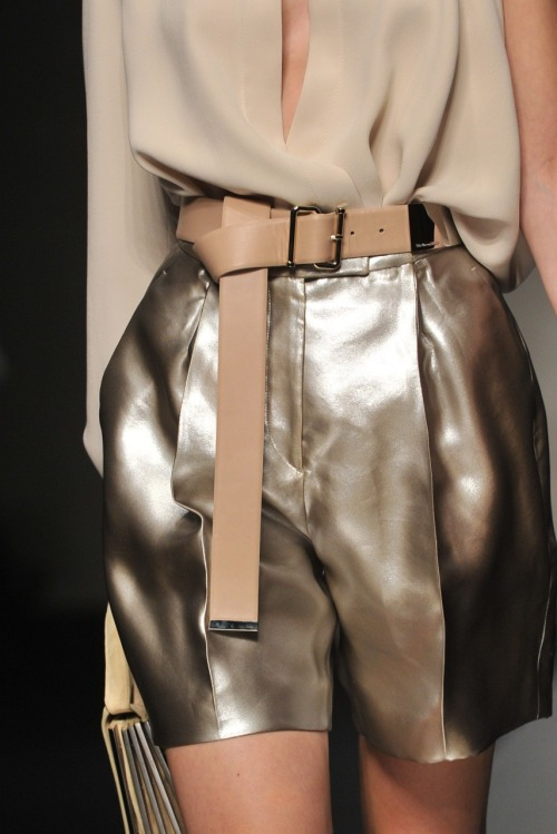 Gianfranco Ferré Spring/Summer 2012.