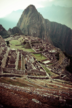 (via Machu Picchu on Photography Served)