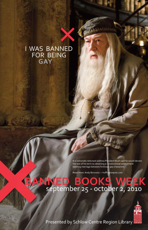 reagan-was-a-horrible-president:  Participate in Banned Books Week!  Sounds like funtiems