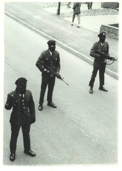 Members of the Derry brigade of the IRA