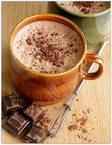 about-to-blow:  HOT COCOA