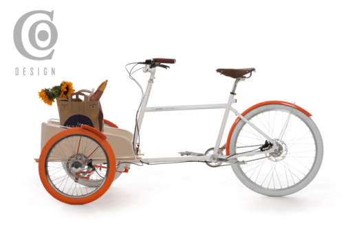 Fuseproject Designs The Perfect Bike For Hauling Stuff