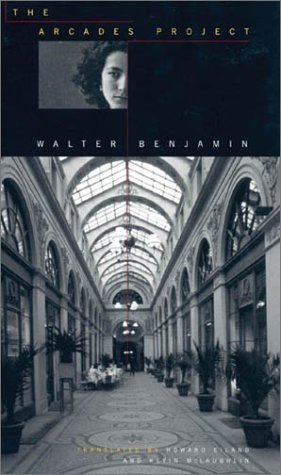 "nickkahler:  Walter Benjamin, Passagenwerk / Arcades Project, 1927-40 ""The Passagenwerk or Arcades Project was an unfinished lifelong  project of philosopher Walter Benjamin, an enormous collection of  writings on the city life of Paris in the 19th century, especially  concerned with the iron-and-glass covered ""arcades"" (Passages couverts de Paris). Benjamin's Project, which many  scholars believe might have become one of the great texts of  20th-century cultural criticism, was never completed due to his death  under uncertain circumstances on the French-Spanish border in 1940.  Written between 1927 and 1940, the Arcades Project has been posthumously  edited and published in many languages as a collection of unfinished  reflections. These arcades began to be constructed around the  beginning of the nineteenth century and were sometimes destroyed as a  result of Baron Haussmann's renovation of Paris during the Second French  Empire. Benjamin linked them to the city's distinctive street life and  saw them as providing one of the habitats of the Flâneur (i.e.,  strolling in a locale to experience it)."""