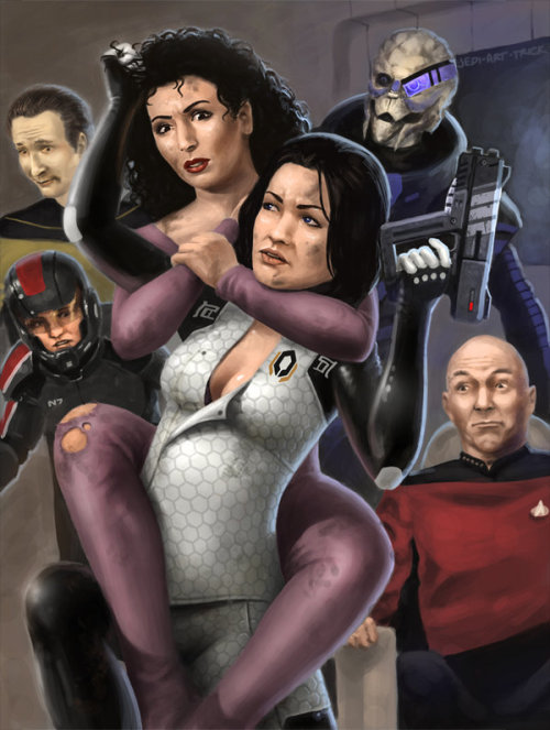 cornballer:  what is this i don't even  I don't even know.. BUT PICARD'S FACE.