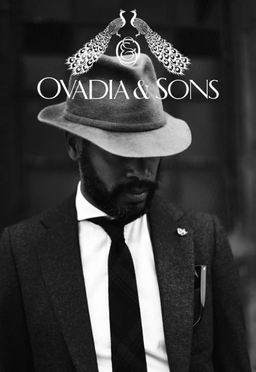 Ali stays killing it.  Shout out to:ovadiaandsons