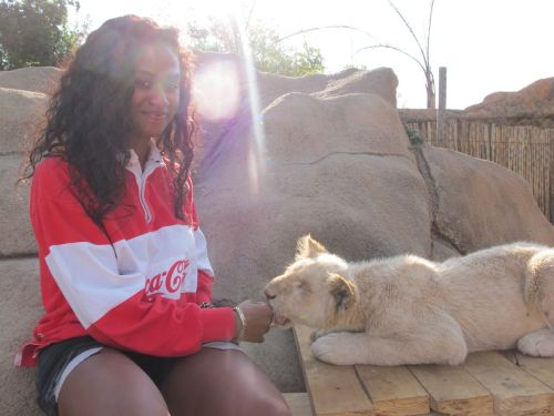 vashtie:  lion kings, part 2 (SOUTH AFRICA, 2011)